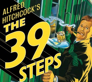 The 39 Steps At Midtown Arts Center