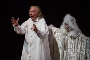 """A Christmas Carol"" at Denver Center for the Performing Arts. Photo Credit: Adams Visual Communications."