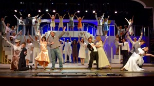 """Anything Goes"" finale. Photo Credit: Kyla Suit"
